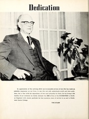 Page 8, 1956 Edition, Northwest Mississippi Community College - Rockateer Yearbook (Senatobia, MS) online yearbook collection