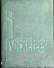 Northwest Mississippi Community College - Rockateer Yearbook (Senatobia, MS) online yearbook collection, 1957 Edition, Page 1