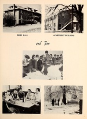 Page 11, 1958 Edition, Northwest Mississippi Community College - Rockateer Yearbook (Senatobia, MS) online yearbook collection