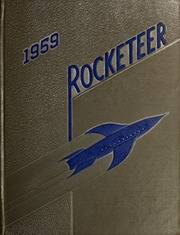 Northwest Mississippi Community College - Rockateer Yearbook (Senatobia, MS) online yearbook collection, 1959 Edition, Page 1