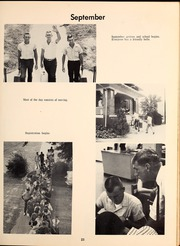 Page 27, 1961 Edition, Northwest Mississippi Community College - Rockateer Yearbook (Senatobia, MS) online yearbook collection