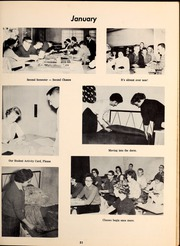 Page 35, 1961 Edition, Northwest Mississippi Community College - Rockateer Yearbook (Senatobia, MS) online yearbook collection