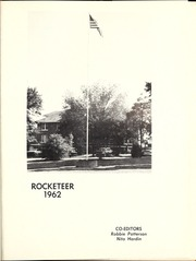 Page 5, 1962 Edition, Northwest Mississippi Community College - Rockateer Yearbook (Senatobia, MS) online yearbook collection