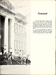 Page 7, 1962 Edition, Northwest Mississippi Community College - Rockateer Yearbook (Senatobia, MS) online yearbook collection