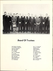 Page 9, 1962 Edition, Northwest Mississippi Community College - Rockateer Yearbook (Senatobia, MS) online yearbook collection