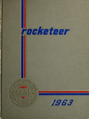 Northwest Mississippi Community College - Rockateer Yearbook (Senatobia, MS) online yearbook collection, 1963 Edition, Page 1