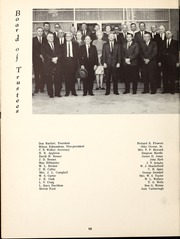 Page 14, 1965 Edition, Northwest Mississippi Community College - Rockateer Yearbook (Senatobia, MS) online yearbook collection