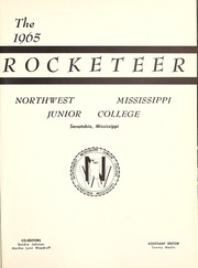 Page 5, 1965 Edition, Northwest Mississippi Community College - Rockateer Yearbook (Senatobia, MS) online yearbook collection