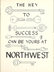 Page 9, 1965 Edition, Northwest Mississippi Community College - Rockateer Yearbook (Senatobia, MS) online yearbook collection