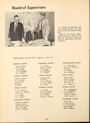 Page 16, 1966 Edition, Northwest Mississippi Community College - Rockateer Yearbook (Senatobia, MS) online yearbook collection