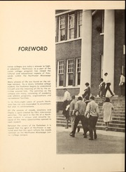 Page 6, 1966 Edition, Northwest Mississippi Community College - Rockateer Yearbook (Senatobia, MS) online yearbook collection