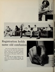Page 10, 1969 Edition, Northwest Mississippi Community College - Rockateer Yearbook (Senatobia, MS) online yearbook collection