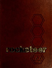1977 Edition, Northwest Mississippi Community College - Rockateer Yearbook (Senatobia, MS)