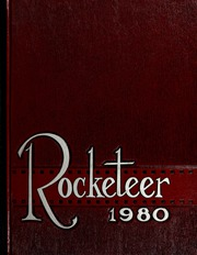1980 Edition, Northwest Mississippi Community College - Rockateer Yearbook (Senatobia, MS)