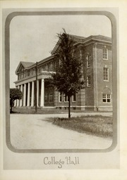 Page 15, 1927 Edition, University of Southern Mississippi - Southerner Yearbook (Hattiesburg, MS) online yearbook collection