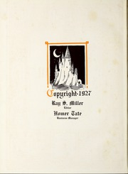 Page 6, 1927 Edition, University of Southern Mississippi - Southerner Yearbook (Hattiesburg, MS) online yearbook collection