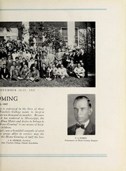Page 9, 1928 Edition, University of Southern Mississippi - Southerner Yearbook (Hattiesburg, MS) online yearbook collection