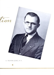 Page 11, 1938 Edition, University of Southern Mississippi - Southerner Yearbook (Hattiesburg, MS) online yearbook collection