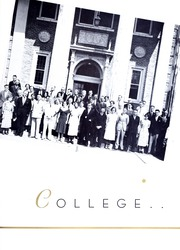 Page 13, 1938 Edition, University of Southern Mississippi - Southerner Yearbook (Hattiesburg, MS) online yearbook collection