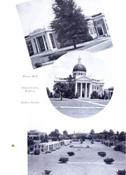 Page 17, 1938 Edition, University of Southern Mississippi - Southerner Yearbook (Hattiesburg, MS) online yearbook collection