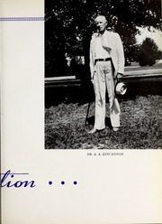 Page 11, 1939 Edition, University of Southern Mississippi - Southerner Yearbook (Hattiesburg, MS) online yearbook collection