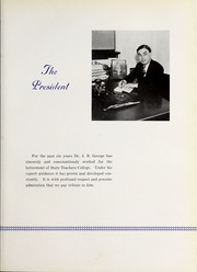 Page 15, 1939 Edition, University of Southern Mississippi - Southerner Yearbook (Hattiesburg, MS) online yearbook collection