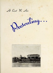 Page 5, 1939 Edition, University of Southern Mississippi - Southerner Yearbook (Hattiesburg, MS) online yearbook collection