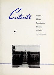 Page 9, 1939 Edition, University of Southern Mississippi - Southerner Yearbook (Hattiesburg, MS) online yearbook collection