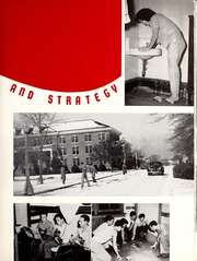 Page 17, 1948 Edition, University of Southern Mississippi - Southerner Yearbook (Hattiesburg, MS) online yearbook collection