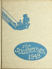 Page 1, 1949 Edition, University of Southern Mississippi - Southerner Yearbook (Hattiesburg, MS) online yearbook collection