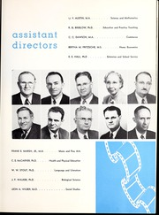 Page 11, 1949 Edition, University of Southern Mississippi - Southerner Yearbook (Hattiesburg, MS) online yearbook collection