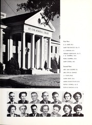 Page 13, 1949 Edition, University of Southern Mississippi - Southerner Yearbook (Hattiesburg, MS) online yearbook collection