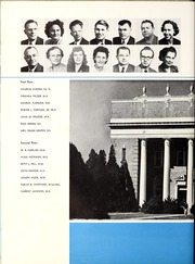 Page 14, 1949 Edition, University of Southern Mississippi - Southerner Yearbook (Hattiesburg, MS) online yearbook collection