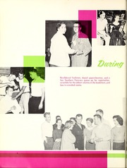 Page 10, 1955 Edition, University of Southern Mississippi - Southerner Yearbook (Hattiesburg, MS) online yearbook collection
