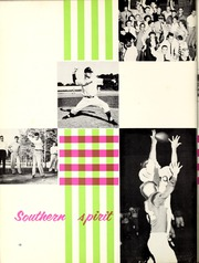 Page 14, 1955 Edition, University of Southern Mississippi - Southerner Yearbook (Hattiesburg, MS) online yearbook collection