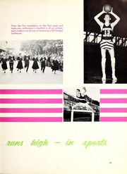 Page 15, 1955 Edition, University of Southern Mississippi - Southerner Yearbook (Hattiesburg, MS) online yearbook collection