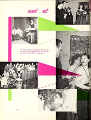 Page 16, 1955 Edition, University of Southern Mississippi - Southerner Yearbook (Hattiesburg, MS) online yearbook collection