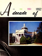Page 6, 1955 Edition, University of Southern Mississippi - Southerner Yearbook (Hattiesburg, MS) online yearbook collection