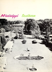 Page 9, 1955 Edition, University of Southern Mississippi - Southerner Yearbook (Hattiesburg, MS) online yearbook collection