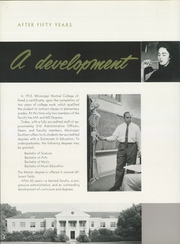 Page 14, 1960 Edition, University of Southern Mississippi - Southerner Yearbook (Hattiesburg, MS) online yearbook collection
