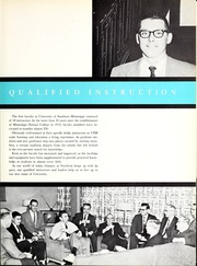 Page 11, 1963 Edition, University of Southern Mississippi - Southerner Yearbook (Hattiesburg, MS) online yearbook collection