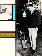 Page 12, 1963 Edition, University of Southern Mississippi - Southerner Yearbook (Hattiesburg, MS) online yearbook collection