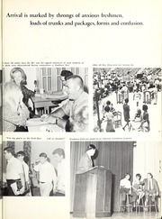 Page 17, 1968 Edition, University of Southern Mississippi - Southerner Yearbook (Hattiesburg, MS) online yearbook collection