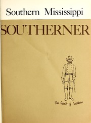 Page 7, 1968 Edition, University of Southern Mississippi - Southerner Yearbook (Hattiesburg, MS) online yearbook collection