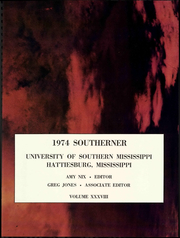Page 13, 1974 Edition, University of Southern Mississippi - Southerner Yearbook (Hattiesburg, MS) online yearbook collection