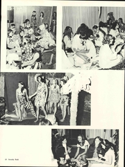 Page 16, 1974 Edition, University of Southern Mississippi - Southerner Yearbook (Hattiesburg, MS) online yearbook collection