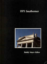 Page 7, 1975 Edition, University of Southern Mississippi - Southerner Yearbook (Hattiesburg, MS) online yearbook collection