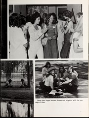 Page 11, 1977 Edition, University of Southern Mississippi - Southerner Yearbook (Hattiesburg, MS) online yearbook collection
