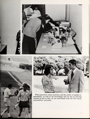 Page 15, 1977 Edition, University of Southern Mississippi - Southerner Yearbook (Hattiesburg, MS) online yearbook collection