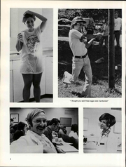 Page 12, 1977 Edition, University of Mississippi Medical Center - Medic Yearbook (Jackson, MS) online yearbook collection